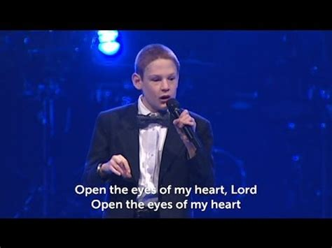 Olso Gospel Choir - Open the eyes of my heart(HD)With