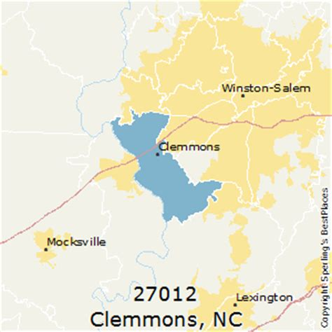 Best Places to Live in Clemmons (zip 27012), North Carolina