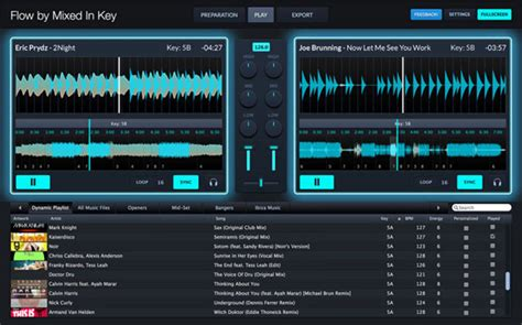 DJ Gear - Mixed In Key Launches New Flow DJ Software for