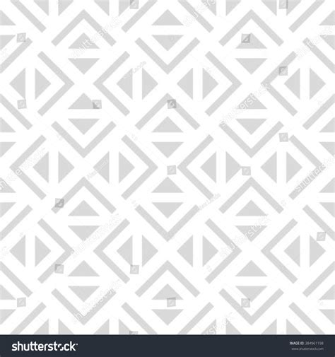 Seamless Geometric Pattern Geometric Simple Print Stock