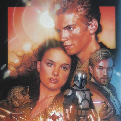 Star Wars Episode II / Attack of the Clones — GALACTIC GALLERY
