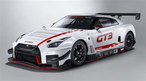 Nissan GT-R Nismo GT3 2018 4K Wallpapers | HD Wallpapers