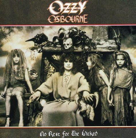 Ozzy Osbourne - No Rest For the Wicked (CD) - Music Online