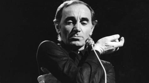 Legendary French-Armenian singer Charles Aznavour dies at