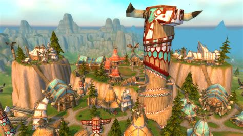 Thunderbluff Tourism Guide - Guides - Wowhead