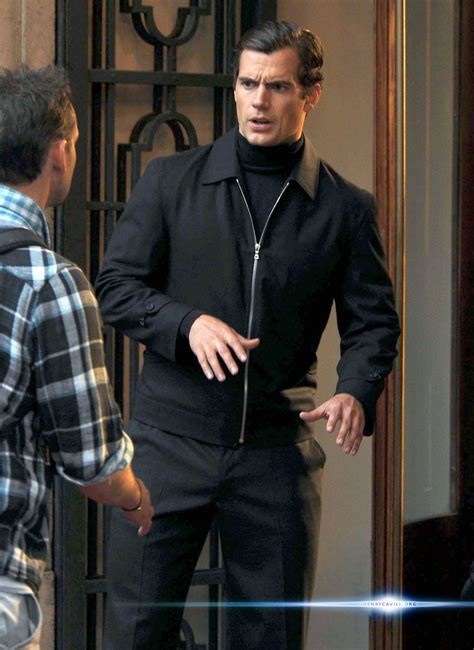 The Man from Uncle Henry Cavill (Napoleon Solo) Jacket