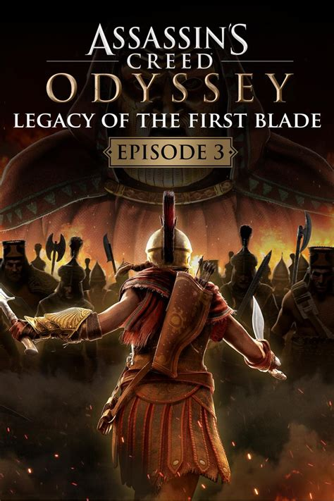 Legacy of the First Blade: Bloodline | Assassin's Creed