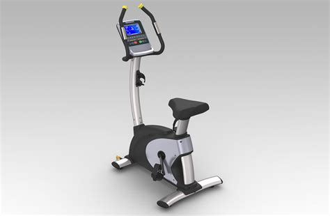 MB-17808U Upright Bike (LED screen) – Gymstore