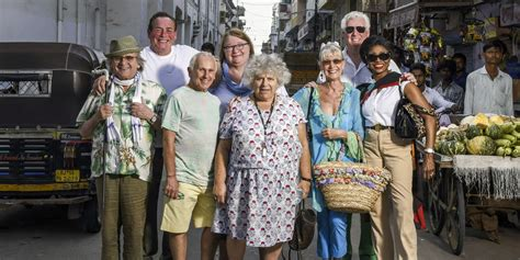 'The Best Exotic Marigold Hotel'-Inspired Reality TV Show