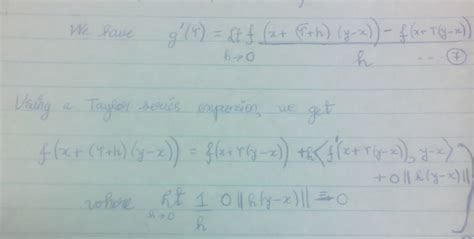 multivariable calculus - Taylor Series Expansion