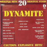 DYNAMITE--this month on Adventures in Vinyl