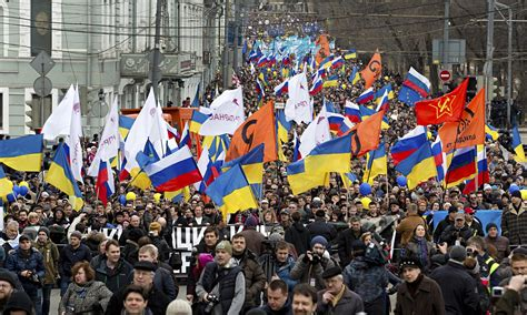 Crimea applies to be part of Russian Federation after vote