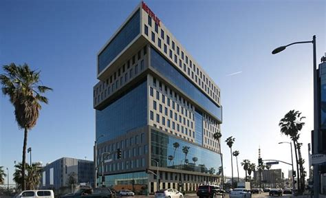 Netflix Hollywood Building | Green Building Consultants