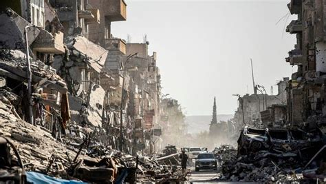 Syria's civil war: Raging for 7 years and still no end in