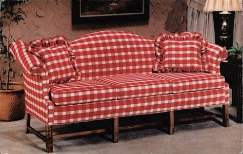 Country Charm - Gingham Sofa Bloomsburg, PA