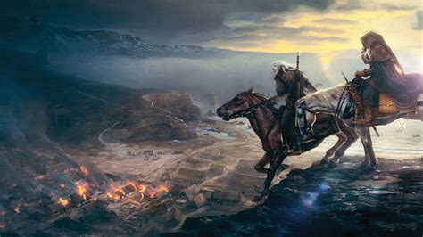 The Witcher TV series in the works at Netflix