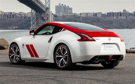 2020 Nissan 370Z 50th Anniversary (US) - Wallpapers and HD