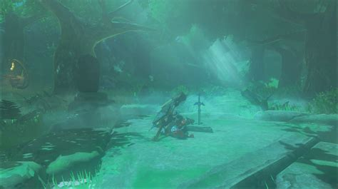 Zelda: Breath of the Wild - Master Sword Location and