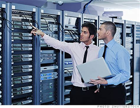Network Manager- Best Jobs in America 2013