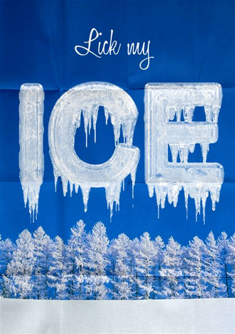 11 Font That Looks Like Ice Images - Icicle Letters Font