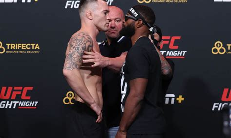 UFC on ESPN+ 36: Twitter reacts to Colby Covington TKO of