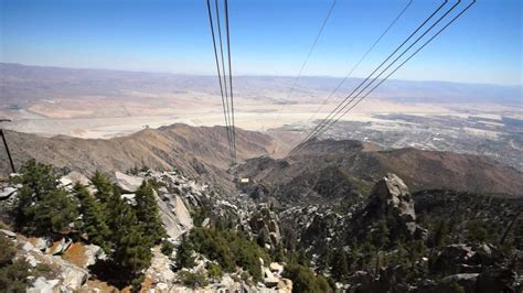 Palm Springs Aerial Tramway - YouTube