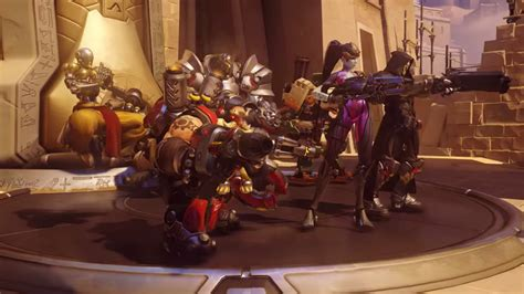 A guide to the first 12 characters in Blizzard's Overwatch