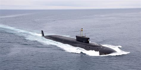Russia newest and most advanced sub just launched