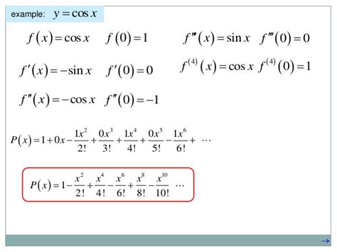Taylor Series Expansion Formula For Two Variables Example