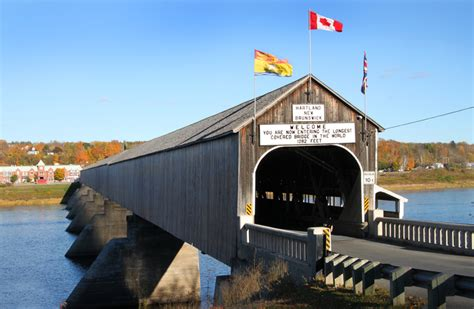 Historic covered bridges to be preserved by province – RCI