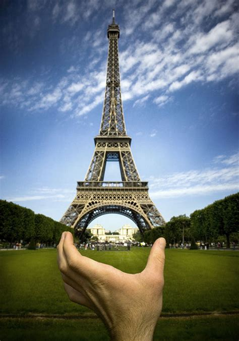 99 Excellent Examples of Forced Perspective Photography