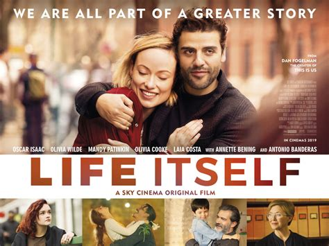 Official poster revealed of Life Itself ahead of UK