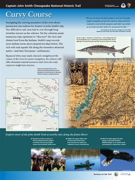 Captain John Smith's Chesapeake National Historic Trail