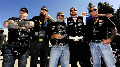 how do u join a motorcycle gang? srs 1%ers - Bodybuilding