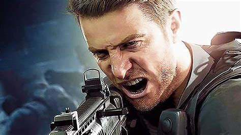 Rumor - Resident Evil 8 To Feature Chris Redfield