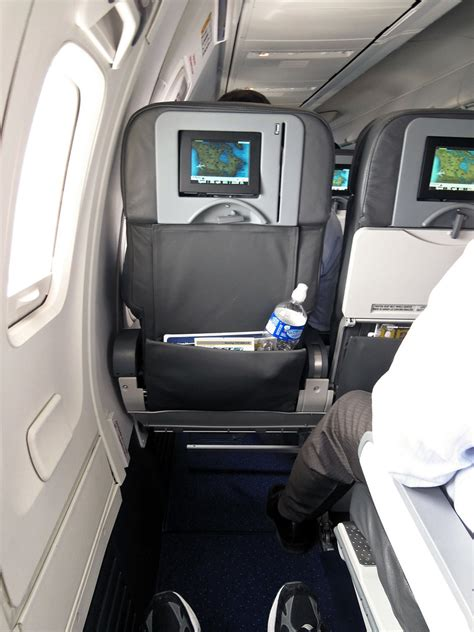 Now THAT'S What I Call Legroom! | Sitting in the emergency