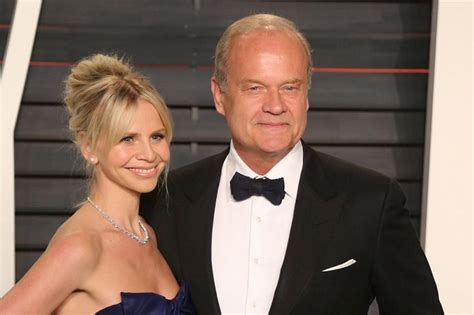 A Walk Through Kelsey Grammer's Many Marriages and The