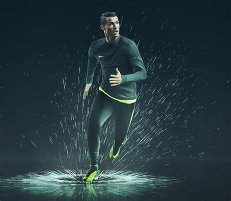 brandchannel: Nike Signs 31-Year-Old Soccer Superstar