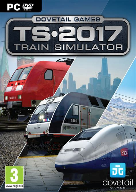 Train Simulator 2017 PC Game ISO Direct Download Links