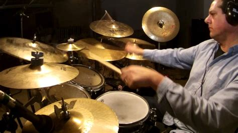 Peg - Steely Dan - drum cover by Steve Tocco - YouTube