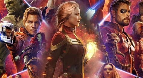 First Captain Marvel Teaser Trailer To Drop Wednesday?