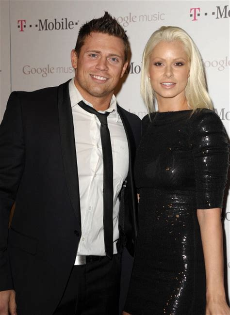 """The Miz and Maryse at """"The Launch of Google Music"""" - The"""