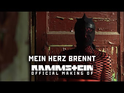 TIL that for the video of Ich Tu Dir Weh, Rammstein singer
