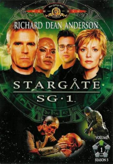 Stargate SG-1 season 5 download and watch online