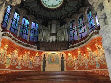 World Travels: Barcelona Music Concert Hall & Picasso Museum