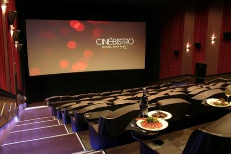 CinéBistro at Town Brookhaven - Go Rolling Out