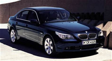 2004 BMW 5 Series | Specifications - Car Specs | Auto123