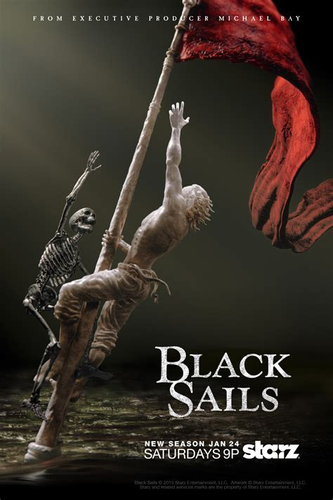 'Black Sails' Season 2 launch set for January; see new