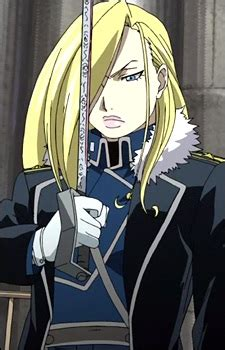 Olivier Mira Armstrong - Pictures - MyAnimeList