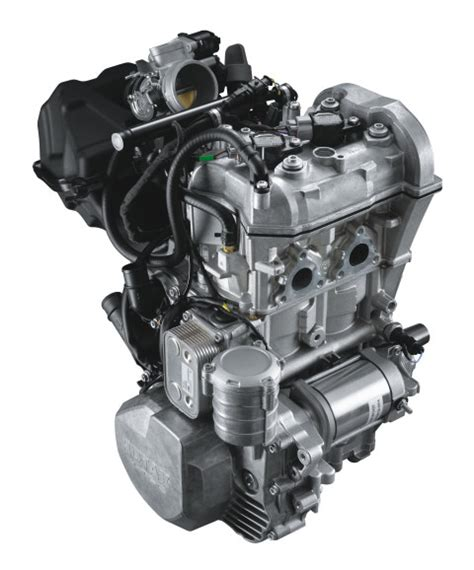 BRP Releases The New Rotax Ace Family Of Engines - MaxSled